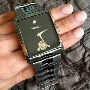 Fossil Twist Men's Stainless Steel Watch